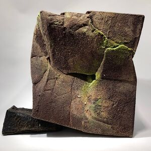 Mark Van Wagner, 'Ruined Sandbox', 2020