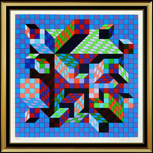 Victor Vasarely, 'Sirt-MC', 20th Century