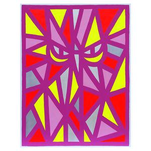 SOLOMOSTRY, 'King Pink', 2020