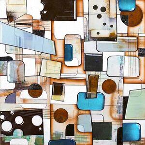 Kevin Keul, 'Salt Ponds 6 D', 2015