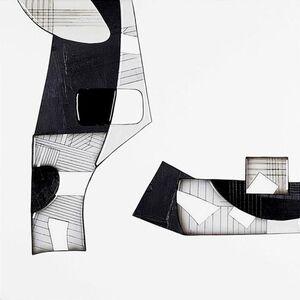 Kevin Keul, 'Black and White Landscape #10', 2015