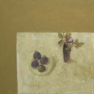 Nicholas Turner, 'Rose and Figs'