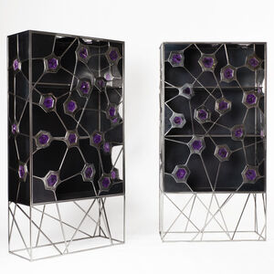 Erwan Boulloud, 'Pair of Cabinets', 2014