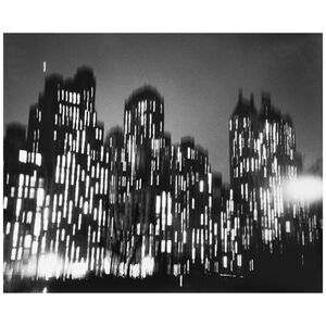 Ted Croner, 'Central Park South', 1948