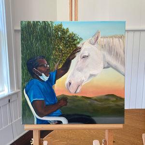 Jessica Bellamy, 'Papi & Pony', 2020