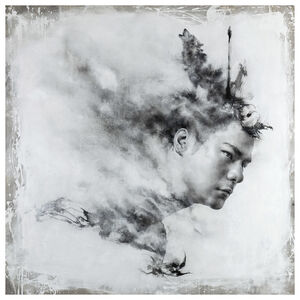 Chan-Peng Lo, 'Smoke Signal', 2017