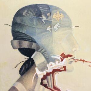 Carmen Aldunate, 'Covid-I', 2020