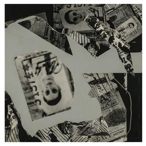 Norberto Puzzolo, 'Serie Nunca Más III', 1984