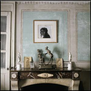 Jean-François Jaussaud, 'Madeleine Castaing, rue Bonaparte, Paris:La Chambre 2', ca. 1986