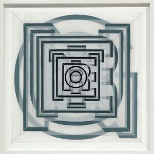 Joe Amrhein, 'ORIENTIERUNG ', 2015