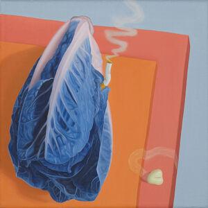 Tristan Pigott, 'Life On A Spinning Plate', 2017