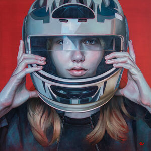 Kathrin Longhurst, 'Life is a highway', 2020