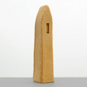 Wolfgang Laib, 'Tower of Silence', 2019