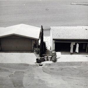 Joe Deal, 'Corona Del Mar, California, from the series: Beach Cities', 1978