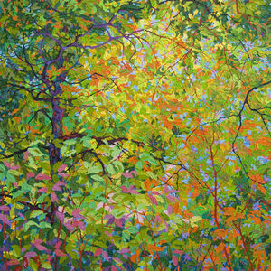 Frank Balaam, 'The Way Through Balaams Wood', 2018