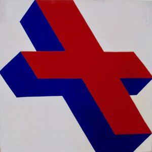 Albert Mertz, 'Faldende Kors', 1981