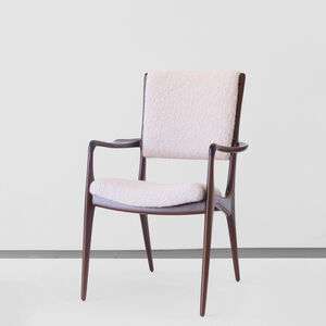Vladimir Kagan, 'Armchair designed for Kagan-Dreyfuss, Inc. | c. 1950s', 1950-1959