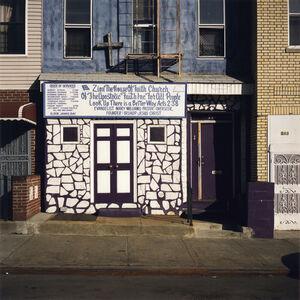 Charles Johnstone, 'Zion the House of Faith Church of the Apostolic Faith Inc. For All the People, Brooklyn, NY', 2011