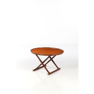 Mogens Lassen, 'Egyptian ML10097, Folding coffee table', circa 1950