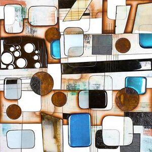 Kevin Keul, 'Salt Ponds 6 C', 2015