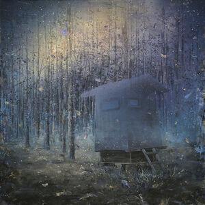 Harald Hermann, 'Das Wunder der fliegenden Festung', 2014