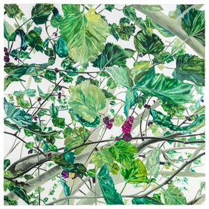 Lin-Yuan Zeng, 'Mulberry', 2017