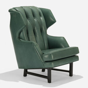 Edward Wormley, 'lounge chair, model 5761', 1957