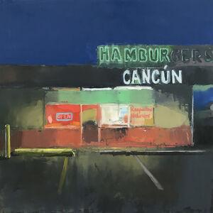 Wade Schuster, 'Hambur Cancun', 2018