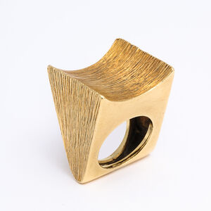 Unknown, '1960s Gold Ring', ca. 1960