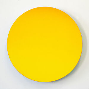 Jan Kaláb, 'Yellow Gradient 719', 2019