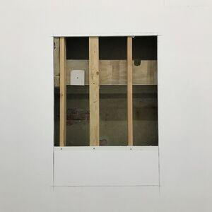 Sonya Blesofsky, 'Fenestration 1 (Sill)', 2018