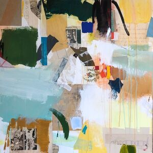 Carol Gove, 'What's Your Name', 2019