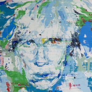 Ren Zhenyu, 'Andy Warhol', 2011