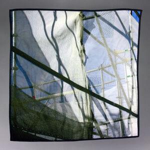 Luanne Rimel, 'Scaffold Curtain 01', 2018