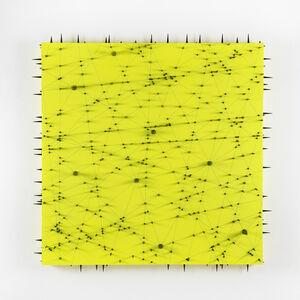 Quisqueya Henríquez, 'Splash Out on Yellow Chartreuse', 2019