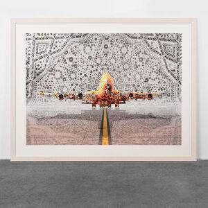 Abdulnasser Gharem, 'In Transit (with Diamond Dust)', 2013