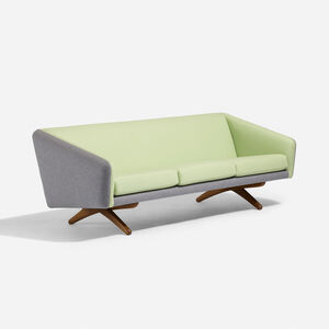 Illum Wikkelsø, 'Sofa', c. 1960