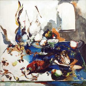 "Emil Kazaz, '""Immotus Anima"" / ""Hareketsiz Ruh""', 2002"