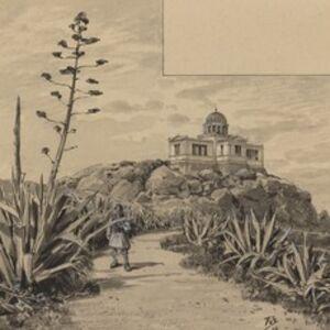 Themistocles von Eckenbrecher, 'Observatory', 1890