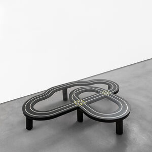 Stuart Haygarth, 'Track Table Link', 2013