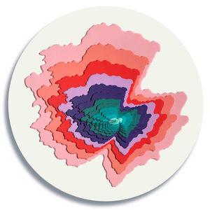 Didem Yağcı, 'Oceanic Pink', 2020