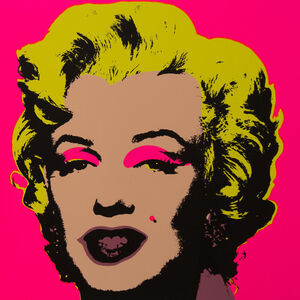 Andy Warhol, 'Marilyn Monroe 11.31', 1967 printed later