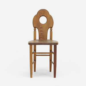 Richard Riemerschmid, 'chair', c. 1905
