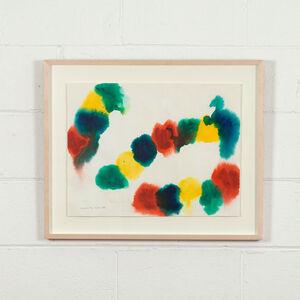 """Gershon Iskowitz, 'Untitled (""""Caterpillar"""")', 1977"""