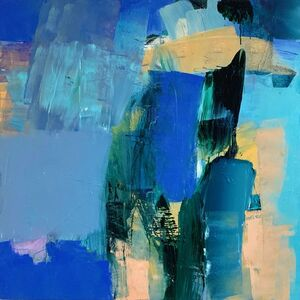 Deborah Lanyon, 'Marrakech', 2019