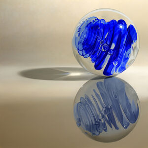 Steve Mills, 'Blue Marble ', 2019