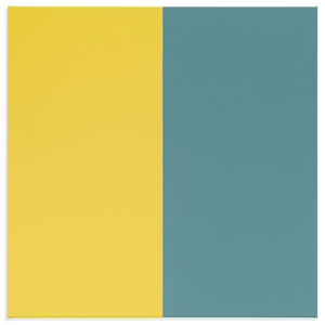 Steven Aalders, 'Two Colors (Yellow, Blue)', 2018