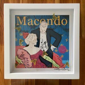 """Rafael Barón, '""""Macondo Social Club"""" # 1 .', 2020"""