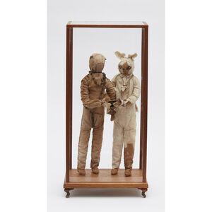 Linde Ivimey, 'Owl & Bunny', 1999-2015