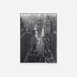 Lou Stoumen, 'Times Square', 1940